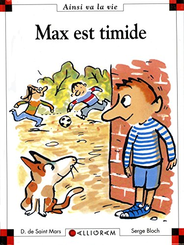 9782884450348: Max Est Timide (3) (French Edition)