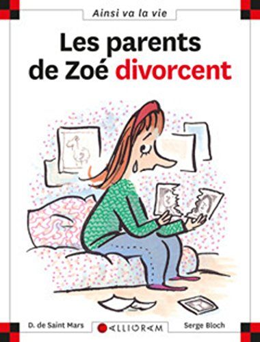 9782884450607: Les Parents de Zoe divorcent (5) (Ainsi va la vie)
