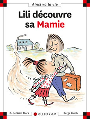9782884451055: Lili Decouvre SA Mamie (9) (French Edition)