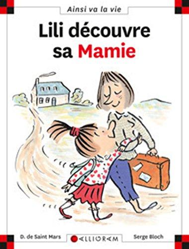 9782884451055: Lili découvre sa mamie