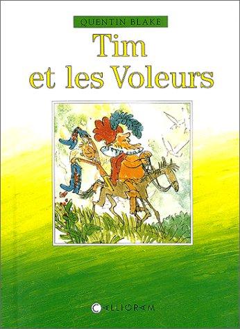 9782884452663: TIM ET LES VOLEURS CARTONNE