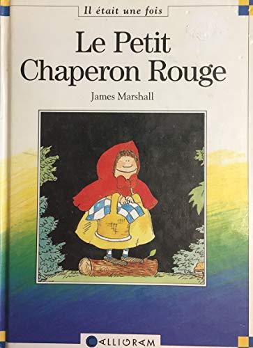9782884452908: Le Petit Chaperon rouge