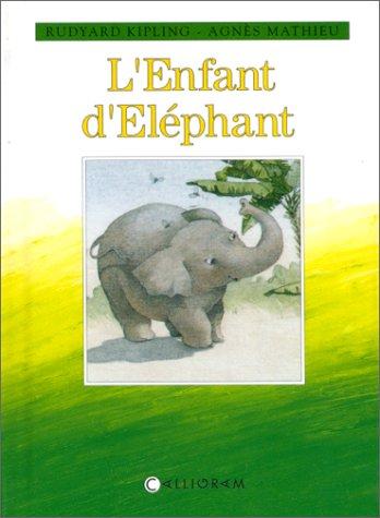 9782884452946: L'Enfant d'éléphant