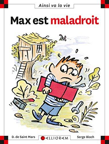 9782884453240: Max est maladroit