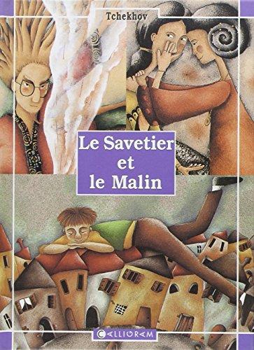 9782884453615: le savetier et le malin