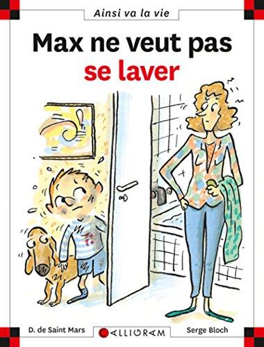 9782884455756: Max NE Veut Pas SE Laver (56) (French Edition)