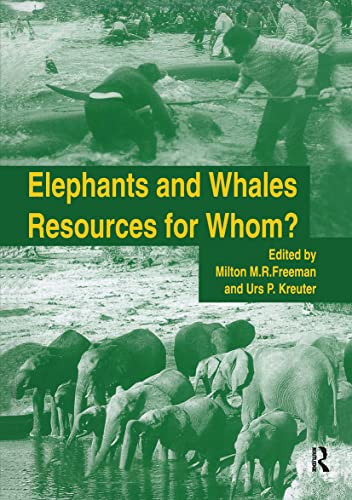 Elephants & Whales:Resources F: Milton Freeman