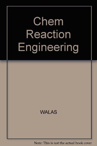 9782884491594: Chem Reaction Engineering
