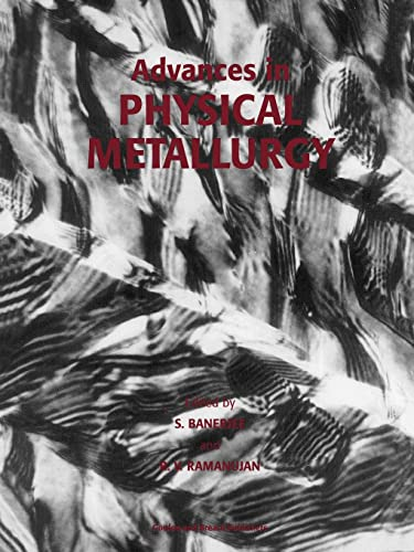 9782884492102: Advances in Physical Metallurgy