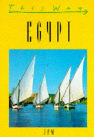 9782884520089: This Way Egypt (This Way Guides)