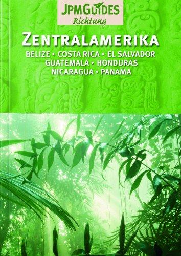 9782884524971: Zentralamerika (Belize, Costa Rica, El Salvador, Guatemala, Honduras, Nicaragua, Panama)