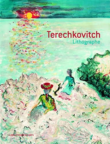 Terechkovitch lithographe (French Edition): France Terechkovitch