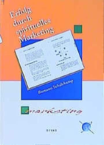 9782884650052: Erfolg durch spirituelles Marketing