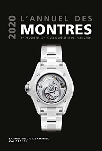 9782884680745: Annuel des Montres 2020