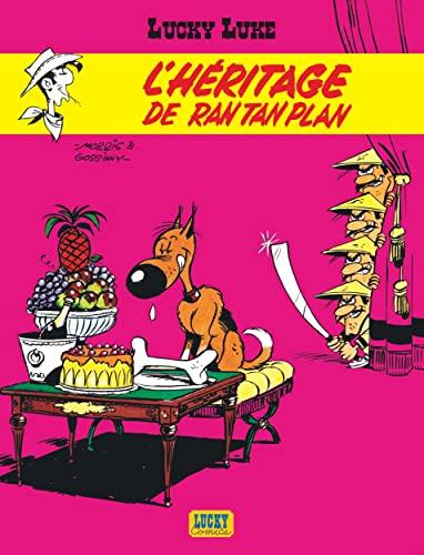 9782884710053: Lucky Luke: Lucky Luke 11/L'heritage De Rantanplan (French Edition)