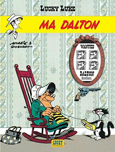 9782884710060: Lucky Luke - tome 7 - Ma Dalton