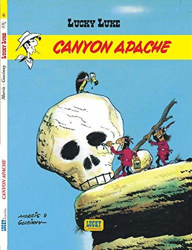 9782884710237: Lucky Luke - tome 6 - Canyon Apache