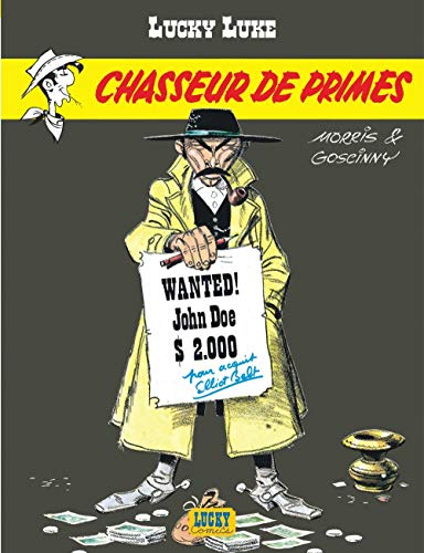 9782884710275: Lucky Luke: Lucky Luke 8/Chasseur De Primes (French Edition)