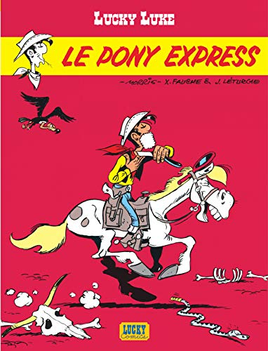 9782884710428: Lucky Luke - tome 28 - Pony Express (Le)