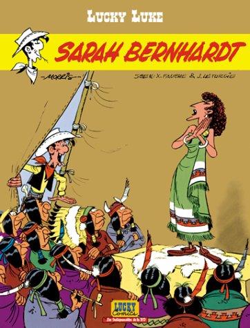 9782884711159: Les Indispensables de la BD, Lucky Luke, tome 19 : Sarah Bernhardt
