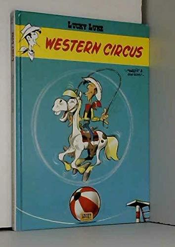 9782884712095: Lucky Luke - Le Figaro, édition spéciale - mini-album 1/10 - Western Circus
