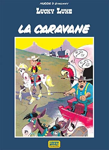 Lucky Luke t.24 - la caravane: Collectif