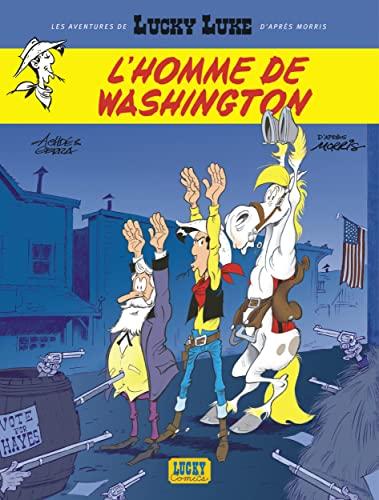 9782884712392: Les nouvelles aventures de Lucky Luke, tome 3 : L'homme de Washington