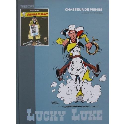 9782884712484: LUCKY LUKE. Chasseur de Primes