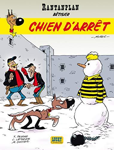 9782884712538: Rantanplan, Tome 18 : B�tisier 8 - Chien d'arr�t
