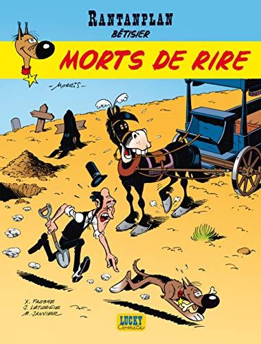 9782884712750: Rantanplan - tome 19 - Morts de Rire T19