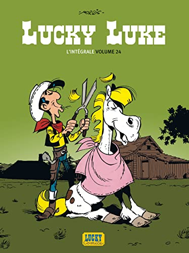 Lucky Luke - Intégrales - tome 24: Morris; René Goscinny;