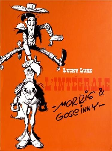 9782884713351: Lucky Luke I'Intégrale : Coffret Lucky Luke l'intégrale de Morris et Goscinny : Intégrale Tome 1 et 2 (2 volumes)