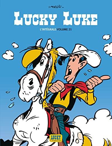 9782884713498: Lucky Luke - Intégrales - tome 21 - Lucky Luke Intégrale T21