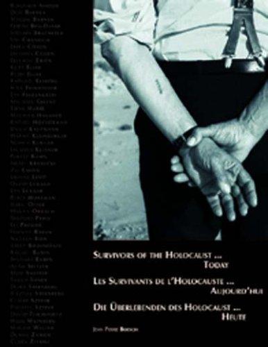 Survivants de l'holocauste aujourd'hui: Jean Pierre Boesch
