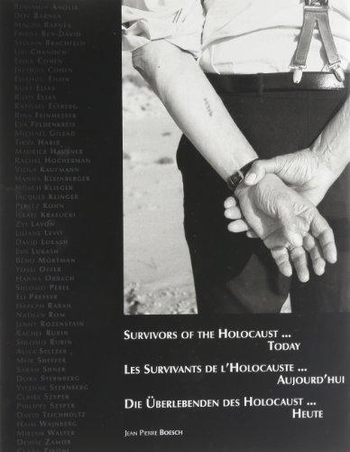 9782884740012: Les survivants de l'holocauste