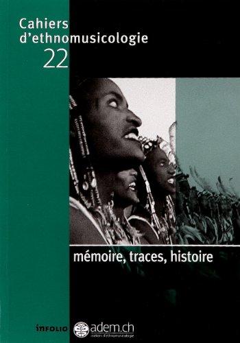 mémoire, traces, histoire