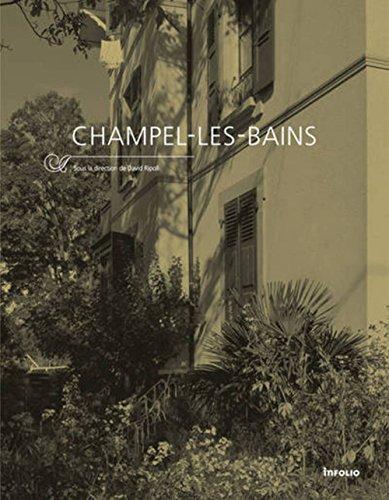 9782884742498: champel-les-bains