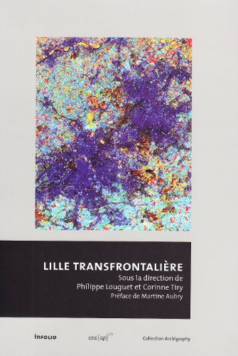 Lille transfrontalière (French Edition): Corinne Tiry, Philippe Louguet