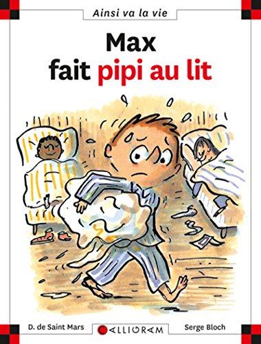 9782884800105: Max Fait Pipi Au Lit (59) (French Edition)