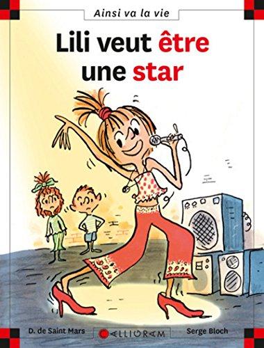 9782884800464: Lili veut être une star