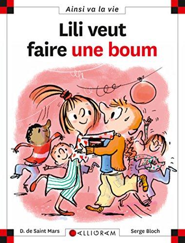 9782884800983: Lili Veut Faire Une Boum (69) (French Edition)