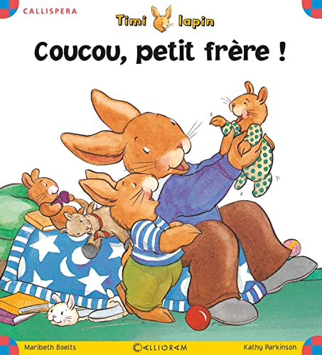 9782884802765: Timi lapin, Tome 4 : Coucou petit frère !
