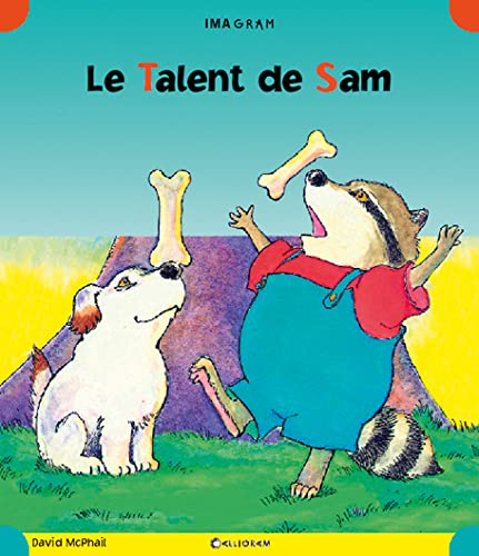 Le Talent de Sam (9782884803953) by David McPhail
