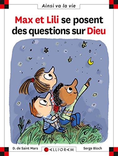 9782884804738: Max et Lili se posent des questions sur Dieu - tome 86 (86)