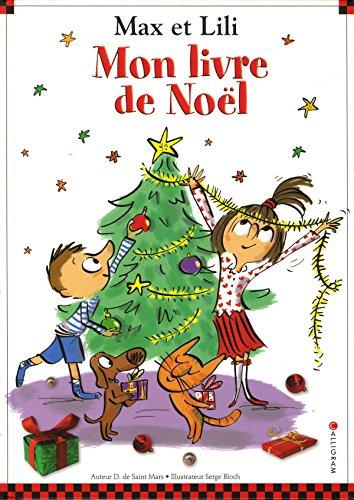 9782884805742: Mon livre de Noël Max et Lili