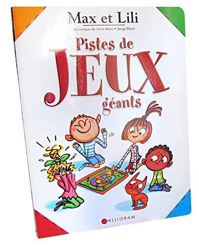 9782884806657: Max et Lili : Piste de jeux géants
