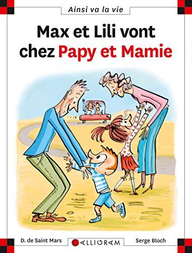 9782884806954: Max Et Lili Vont Chez Papy Et Mamie (108)
