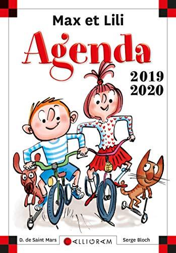 9782884808033: Agenda scolaire Max et Lili 2019-2020