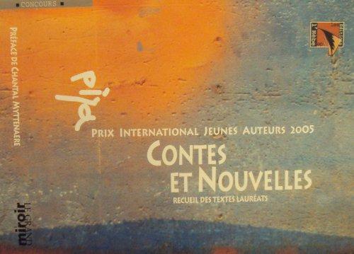 9782884850353: Prix International Jeunes Auteurs 2005