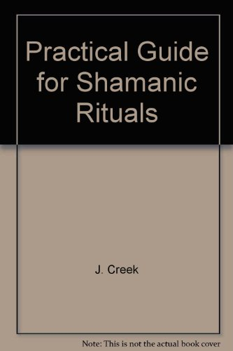 9782884930048: Practical Guide for Shamanic Rituals